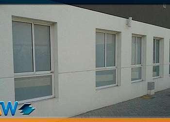 Película jateada para janelas preço