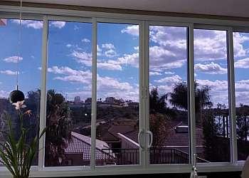 Película de proteção solar para residencia