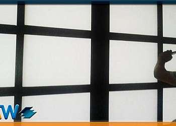 Película vidro residencial privacidade