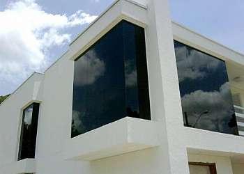 Película de controle solar residencial