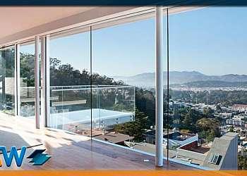 Película térmica transparente para janelas